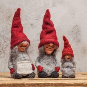 Bilde av Røde nisser til jul