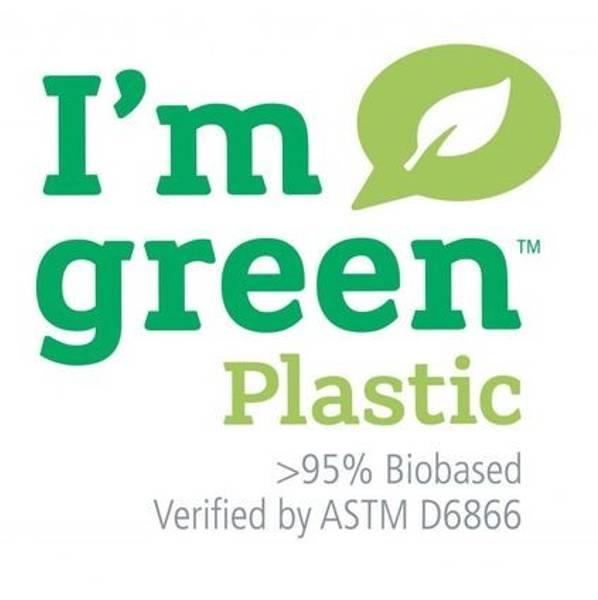 Liten Hinza veske Green plastic Vinrød