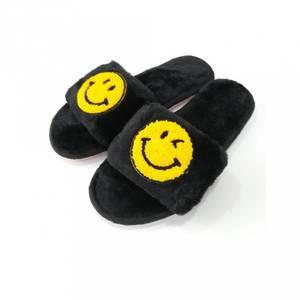 Bilde av Smily slippers sorte