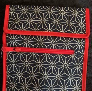 Bilde av Mappe til rundpinner Kyoto